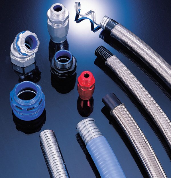 High Quality Electrical Flexible Conduits,Fittings