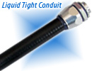 Smooth PVC Coated Metallic Liquid Tight Conduit