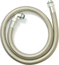 Braided Flexible Metal Conduit System
