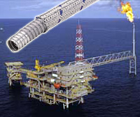Flexible Conduit and Conduit Fittings For Offshore & Heavy Industries Electrical Wirings